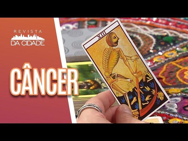 Previsão de Câncer 21/06 a 22/07 - Revista da Cidade (11/03/19)
