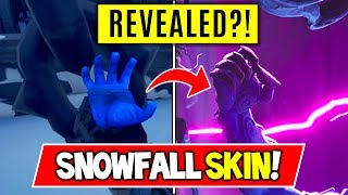 WE CRACKED THE FORTNITE SNOWFALL SKIN?! REVEALED?! + Everything in Tomorrows Update v7.3!