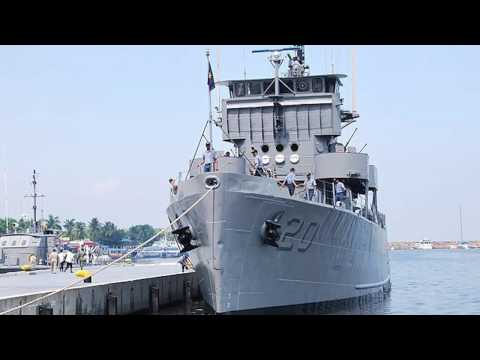 Philippine Navy 2016 – The 2.8 Million Maintenance For 5 Warships