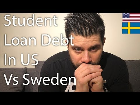 Student Loan Debt In Europe Vs The US