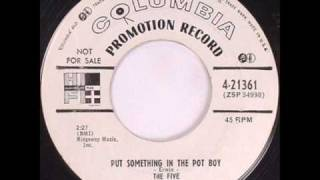 Sid King And The Five Strings-Put Something In The Pot Boy