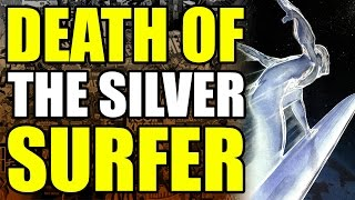 The Death of The Silver Surfer