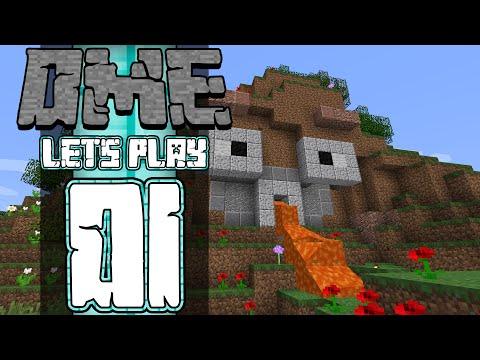 Dansk Minecraft :: Let's Play :: Fortsættelsen fra begyndelsen! :: EP01