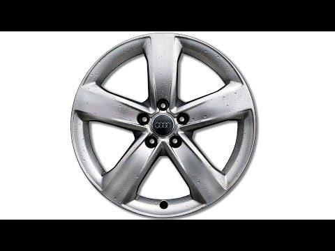 Оригинальные диски на Audi А4 А5 А6 R18