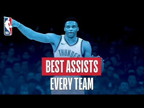 NBA's Best Assist of Every Team | 2018-19 NBA Season | #NBAAssistWeek