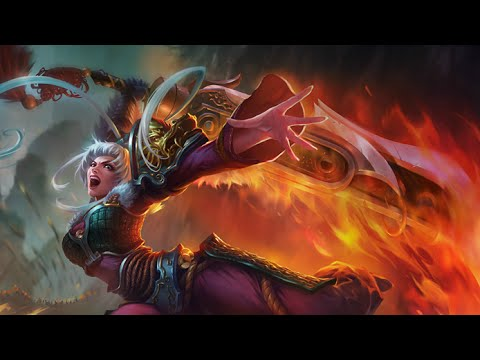 Original Dragonblade Riven Wallpaper By Me Would Like To Know