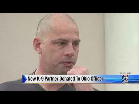 K9S4Cops gives Ohio officer new hope