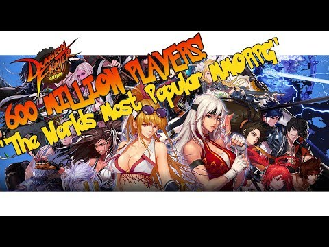 "My First Day in Dungeon Fighter Online - ""The Worlds Most Popular MMORPG"""