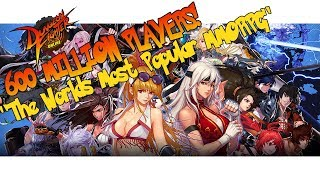 my First Day in Dungeon Fighter Online -