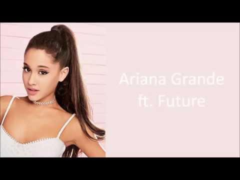 Ariana Grande ~ Everyday ft. Future ~ Lyrics (+Audio)