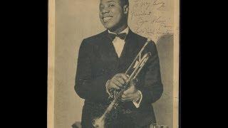 "Bertha ""Chippie"" Hill, Louis Armstrong & Richard M. Jones - Kid Man Blues (1925)"