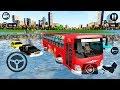 Sea Bus Driving Tourist Coach Bus Duty Driver - Bus Simulator - Android gameplay walkthrough HD