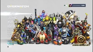 Overwatch: Warrior way
