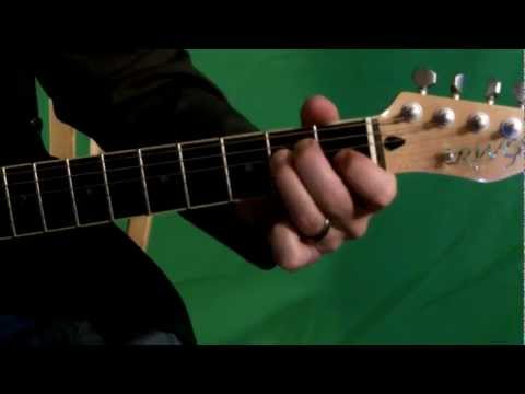d tuning riffing blues scale licks