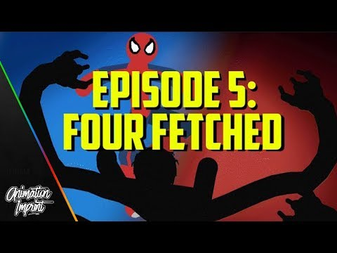 Spiderman Pivot Series Season 1 Episode 5