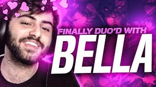 Yassuo | I FINALLY DUO'D WITH BELLA!