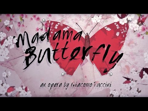 Animation: Puccini's 'Madama Butterfly'