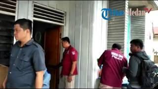 TRIBUN-MEDAN.com, LUBUKPAKAM - Kasus pembunuhan satu keluarga di du...