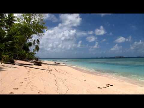 Deserted Island, Tuvalu 2012