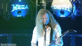 Megadeth - Live 8/20/21