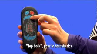 Massage Shiatsu Sport-Elec avec Dos Chauffant - Tool Fitness