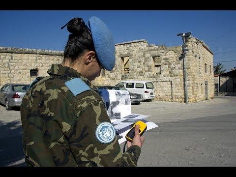 UNIFIL solar lights brighten South Lebanon