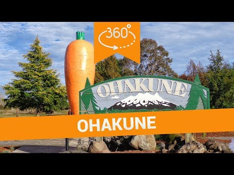 Things to Do in Ohakune in 360 - New Zealand VR