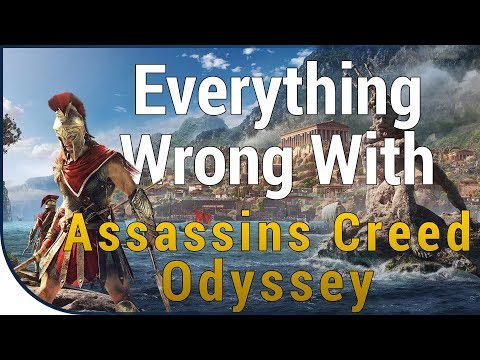 GAME SINS 100th Episode | Everything Wrong With Assassin's Creed Odyssey thumbnail