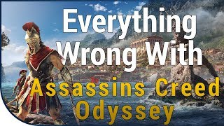 GAME SINS 100th Episode | Everything Wrong With Assassin's Creed Odyssey