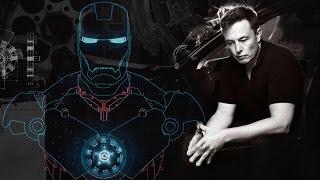 Илон Маск или настоящий железный человек
