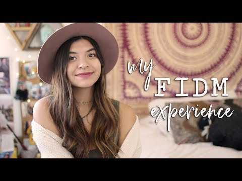My FIDM Experience + What's Next? | Erica Canchola