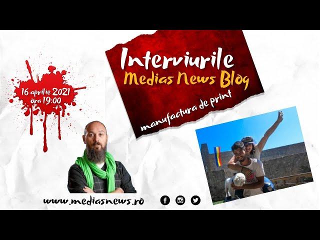 Manufactura de print la Interviurile Medias News Blog