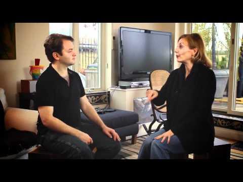 "Broadway Star Ute Lemper Talks About ""Chicago"""
