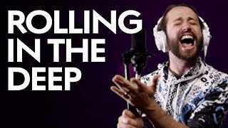 ROLLING IN THE DEEP - Adele (METAL cover by Jonathan Young)