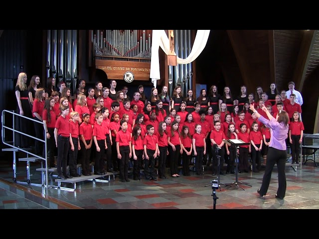 Heart of the world  Worcester Childrens Chorus  Spring Concert 2016