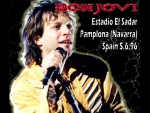 Bon Jovi - Live in Pamplona, Spain 1996 [FULL]