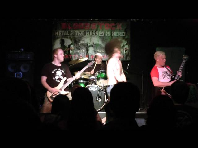 Scattering Ashes play Ending Eras Live at M2TM Final 08-06-14