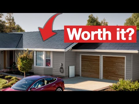 Is The Tesla V3 Solar Roof Worth The Money?