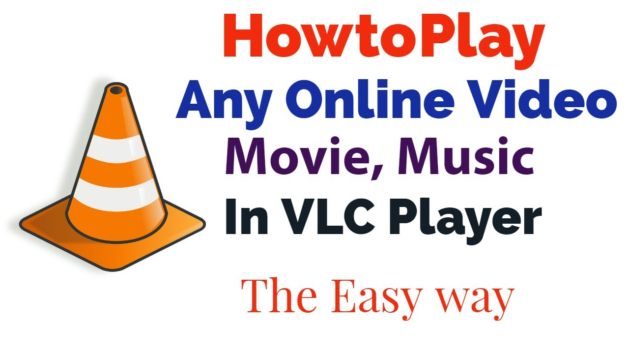 How To Play Online Video In Vlc Player Stream Any Video In Vlc Player Online Movies In Vlc Player Youtube