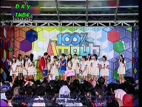 JKT48 - Karena Kusuka dirimu (01/04/2012)