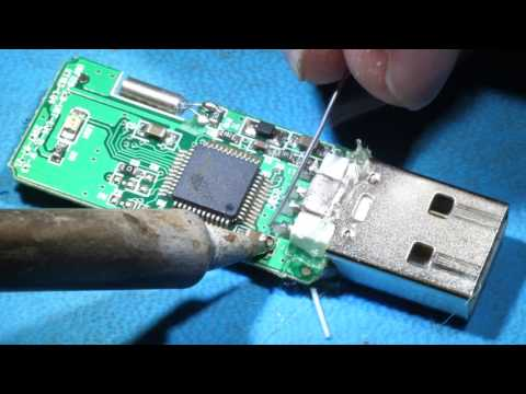 Fix a physically broken USB Thumb Drive