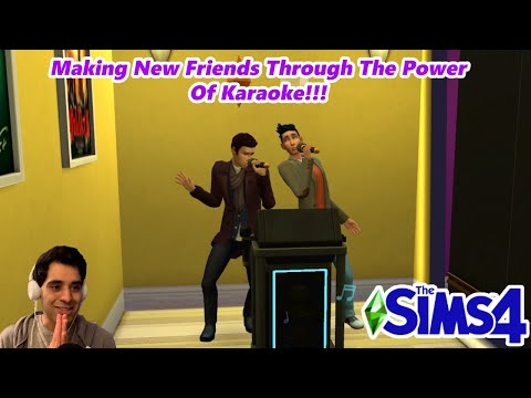 Getting To Know The Neighborhood - Sims 4: City living |