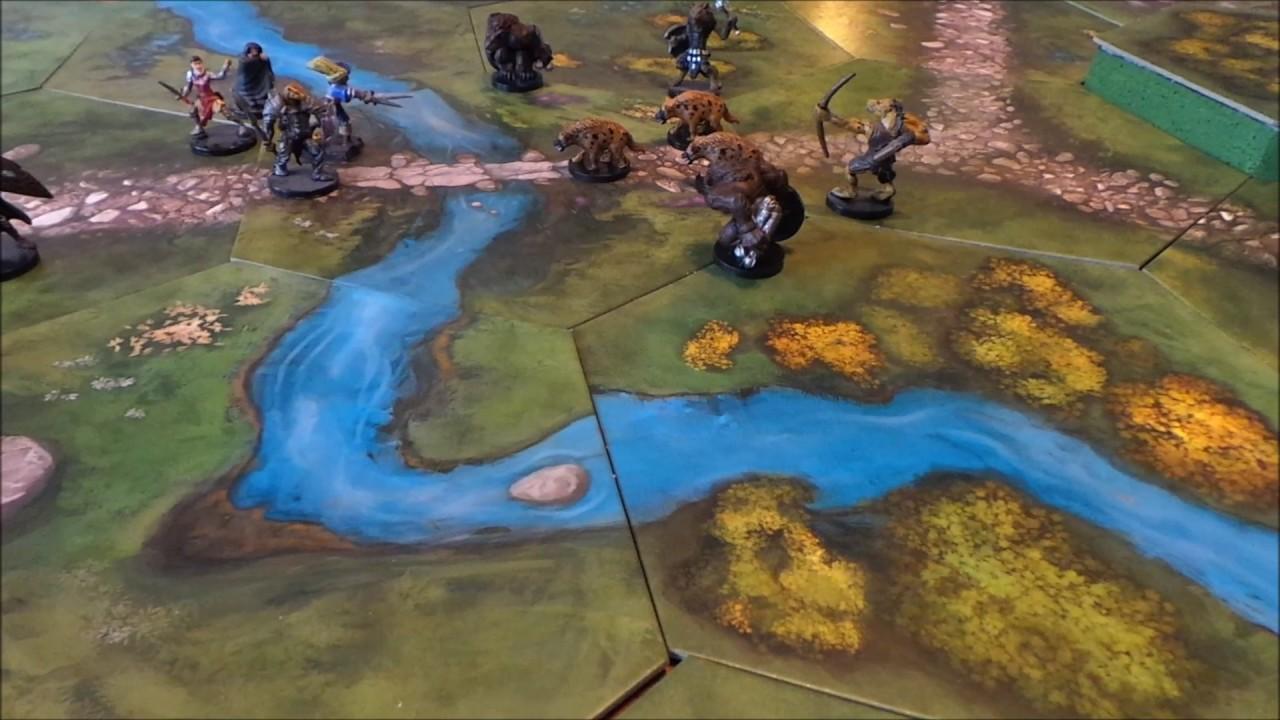 Terra Tiles - Review ( The Misty Moorlands)