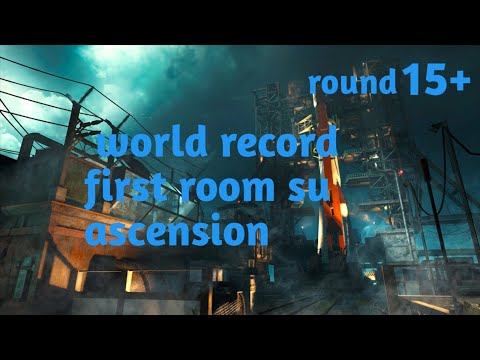 World record first room ascension cod boz android
