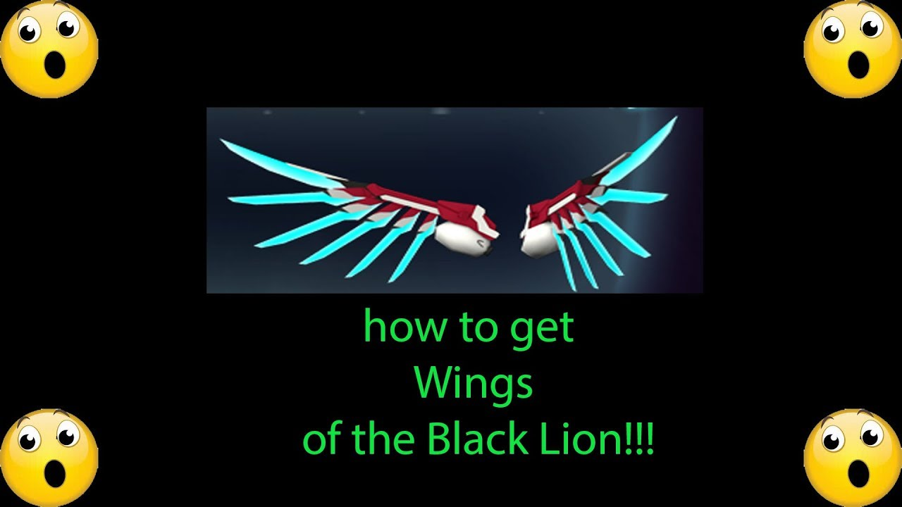 How to get Wings of the Black Lion!! - YouTube