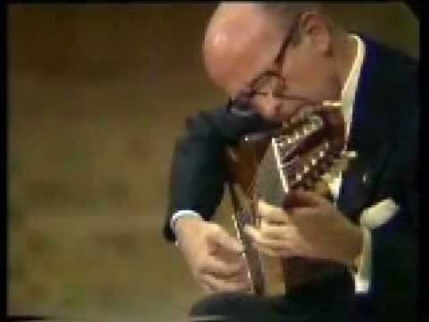 Narciso Yepes - Irish March - Marche Irlandaise - Guitare