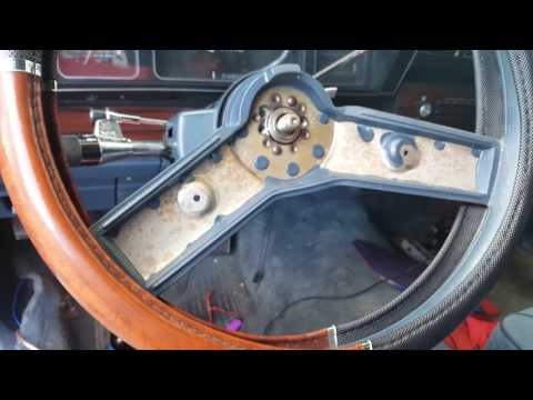 GM Tilt Steering Wheel Horn/Turn Signal Can Replacement EASY DIY!!!
