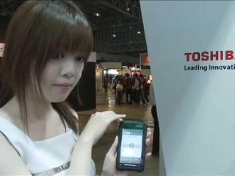 Toshiba Dynapocket