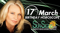 Birthday March 17th Horoscope Personality Zodiac Sign Pisces Astrology