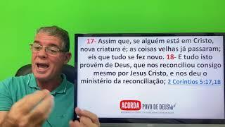 NÃO SOMOS IMITADORES DE PAULO!